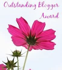 The Outstanding Blogger Award #2 – Becoming the Oil and the Wine